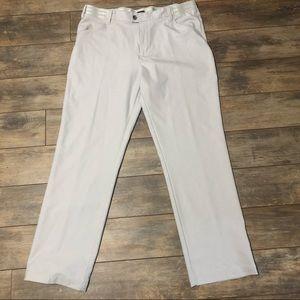 Adidas Golf Pants Light Gray